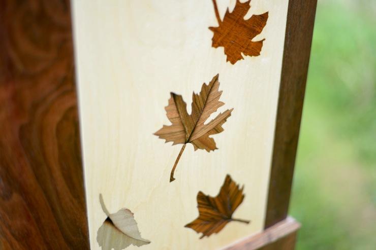 four seasons cabinet autumn